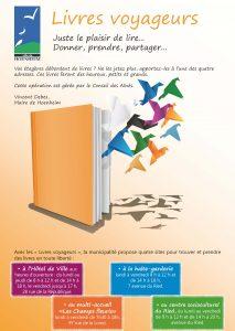 affiche livres voyageurs