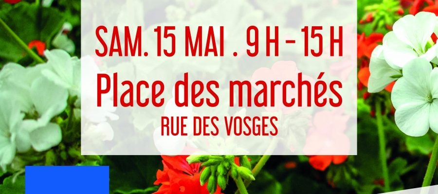 202115 Marché aux géraniums